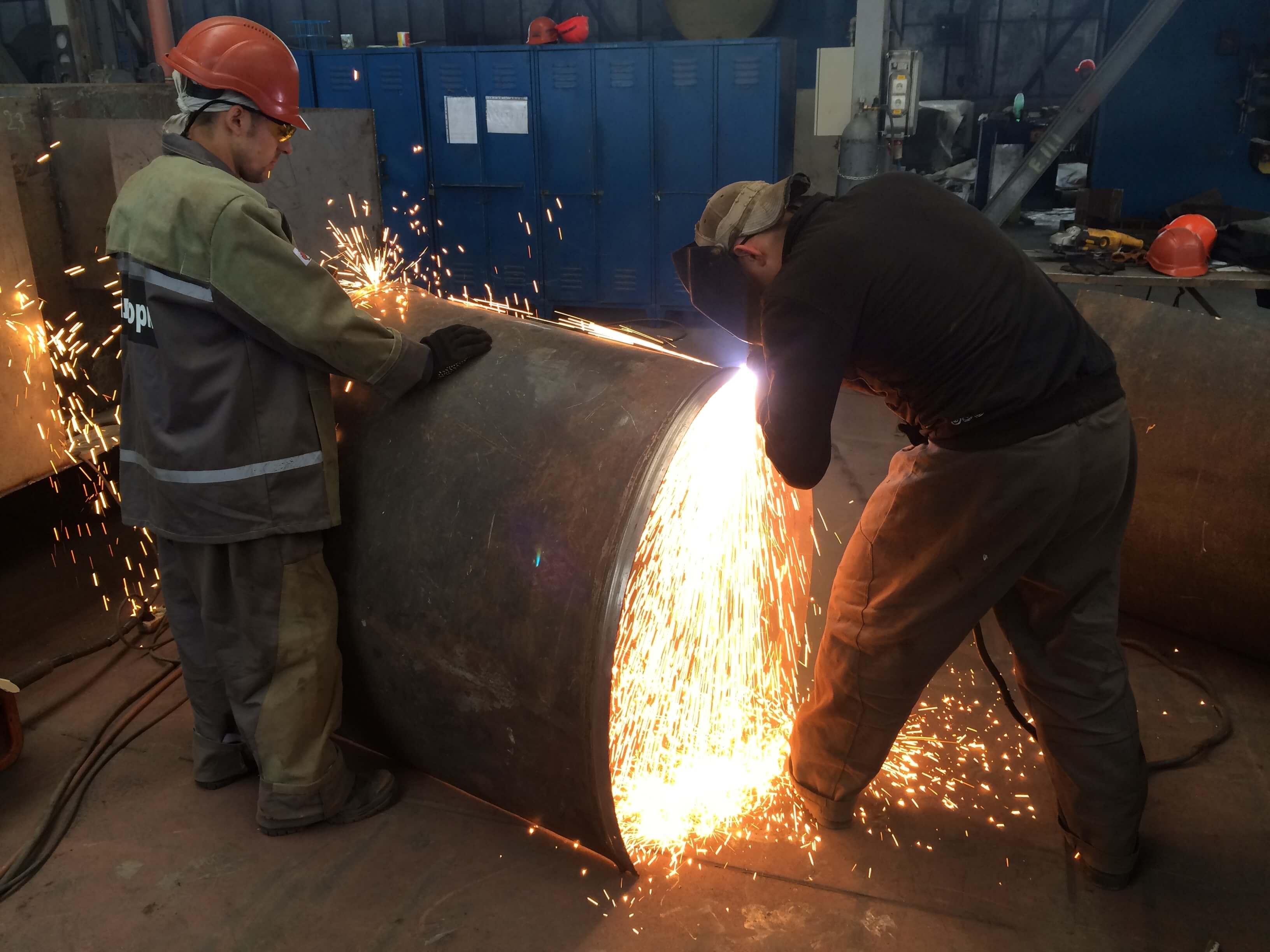 Лучшее средство защиты оборудования от износа – футеровка металлами